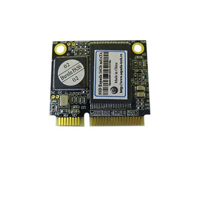 Твердотельный накопитель SSD 16Gb mSATA Espada ESM-mSATA.7h-016MJ