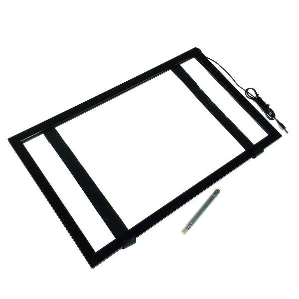 """Сенсорный экран для моноблоков и мониторов touch screen 20"""" Espada IRTS-20S WIDE инфракрасный, на ремнях"""