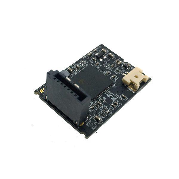 Твердотельный накопитель SSD DOM 8Gb SATA Espada, ES1LMS1603-008 горизонтальный с кабелем питания