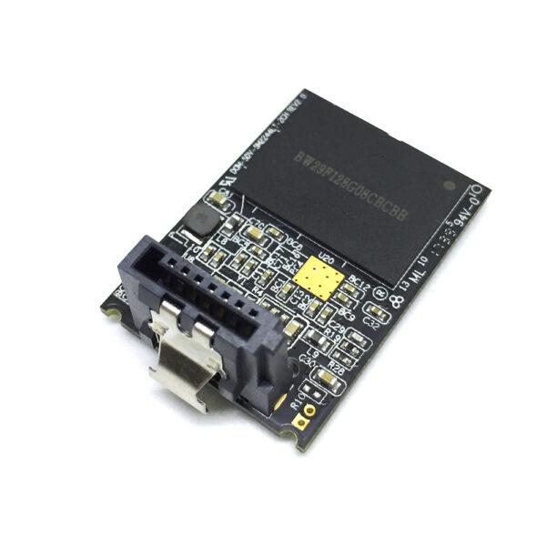 Твердотельный накопитель SSD DOM 16Gb SATA Espada горизонтальный с кабелем питания ES1LMS1603-016
