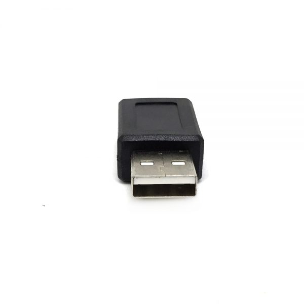 Переходник USB 2.0 type A male - micro USB 2.0 type B female, EUSB2mnBm-mcBf Espada
