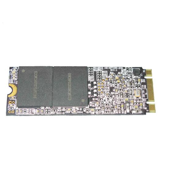 Твердотельный накопитель SSD NGFF 256 Gb, M.2, SATA III, Espada ENF64DS1805-256
