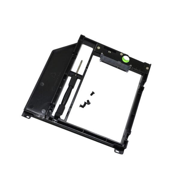 "Адаптер оптибей Espada SA95 SATA/miniSATA/SlimSATA 9,5мм для подключения HDD/SSD 2,5"" к ноутбуку Apple вместо DVD"