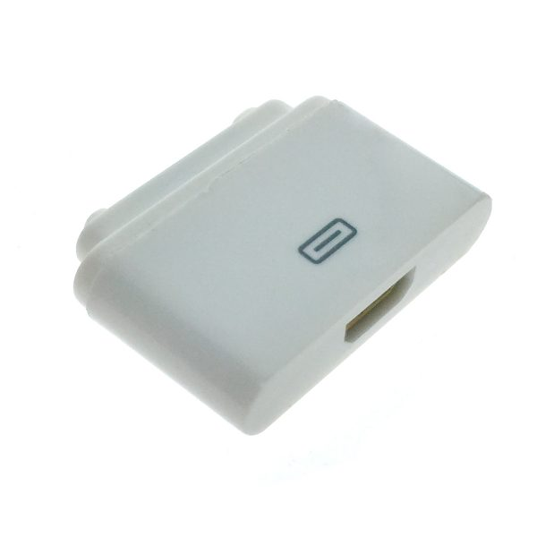 Переходник RDL to micro USB Bf магнитный