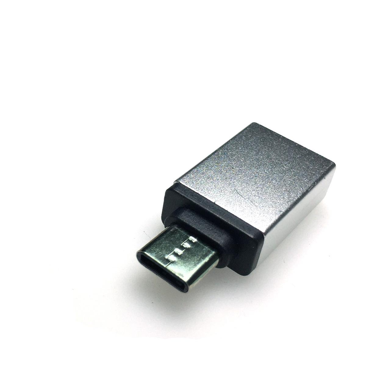 Переходник USB 3.1 type C male to USB 3.0 type A female OTG Espada EtyC3.0F