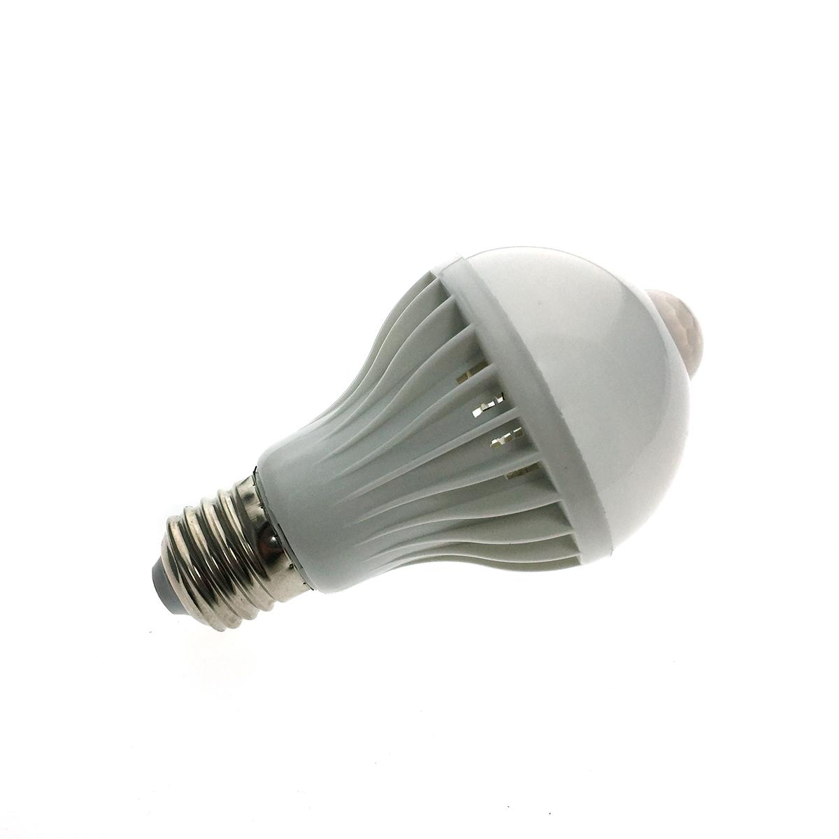 LED Е27Espada E27-6-M-6W 100-265V motion sensor