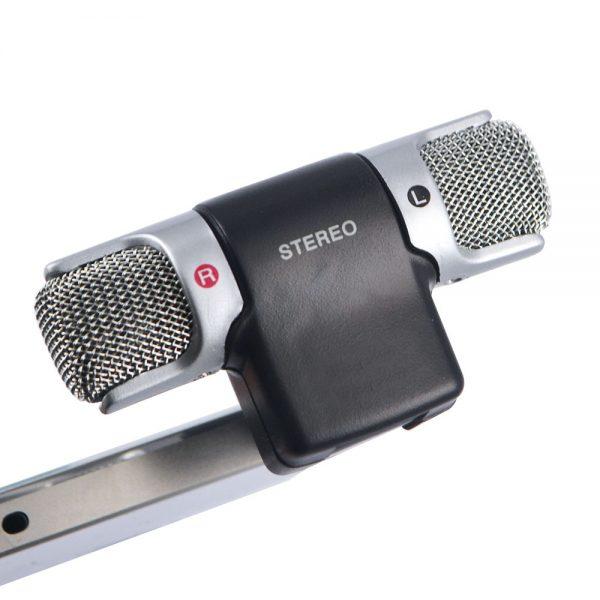 Мини стерео микрофон для телефона, планшета (3.5mm Jack), модель ESP-MIC1, Espada