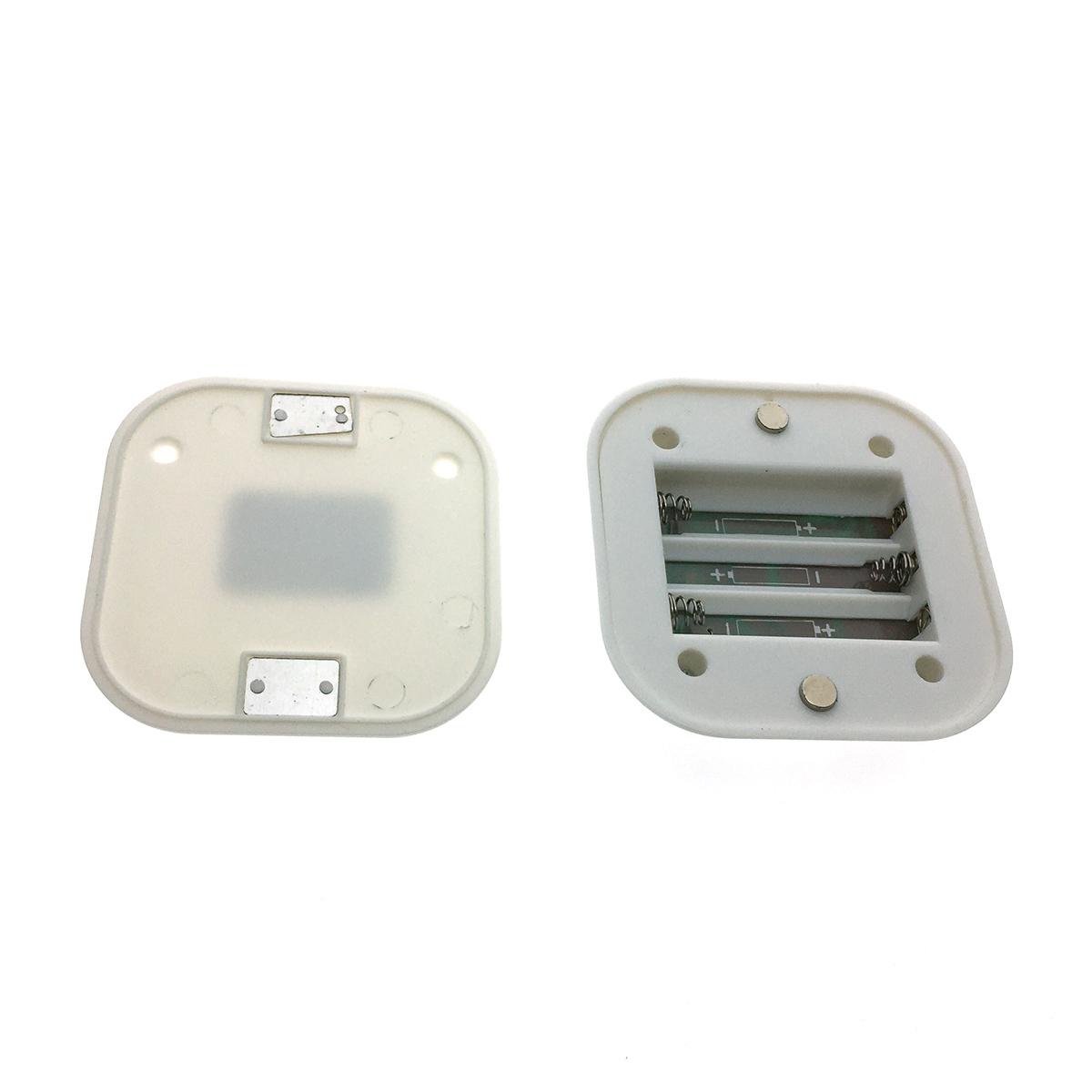 Светодиодный светильник - ночник/фонарик с датчиком света/освещенности и движения Espada E-SMWhite, белый