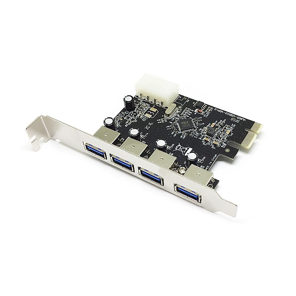 Контроллер PCIe4USB3.0