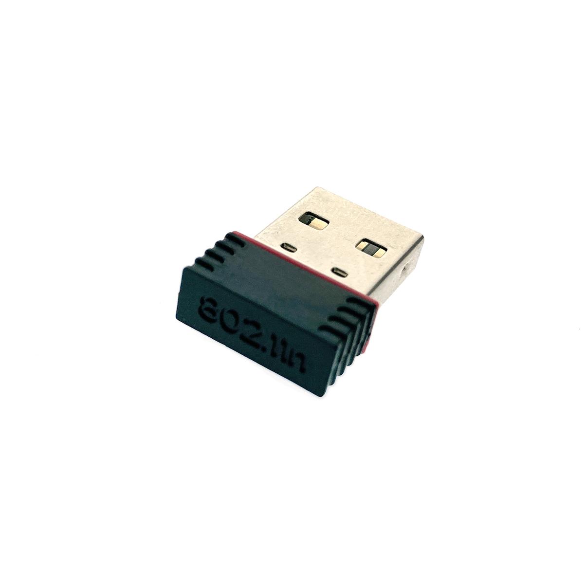 USB - Wifi адаптер 150Мбит/c, 802.11n, 2,4 ГГц, Espada UW150-1