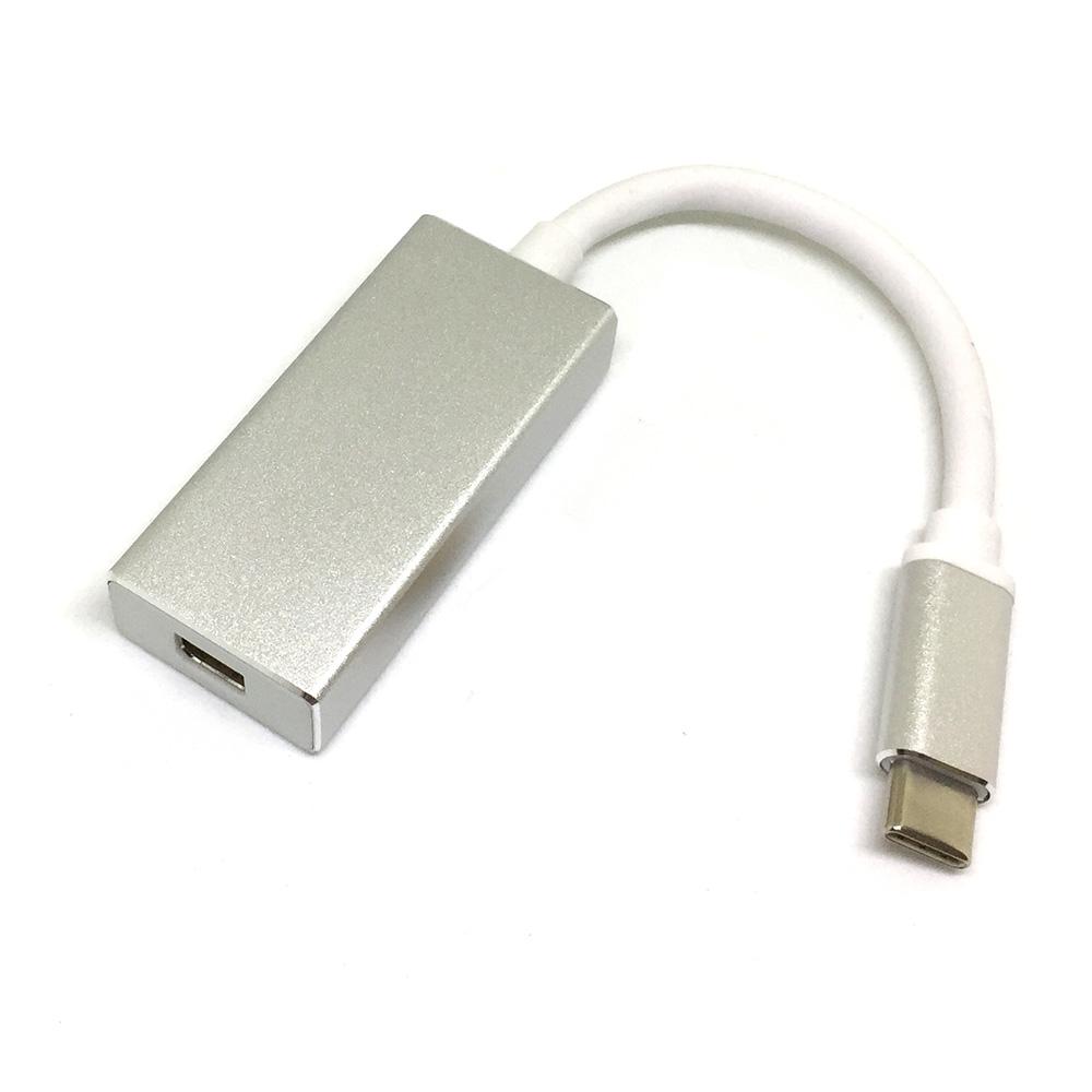 Видео конвертер USB 3.1 Type C Male to mini Display port 20 pin female, EusbCmdp