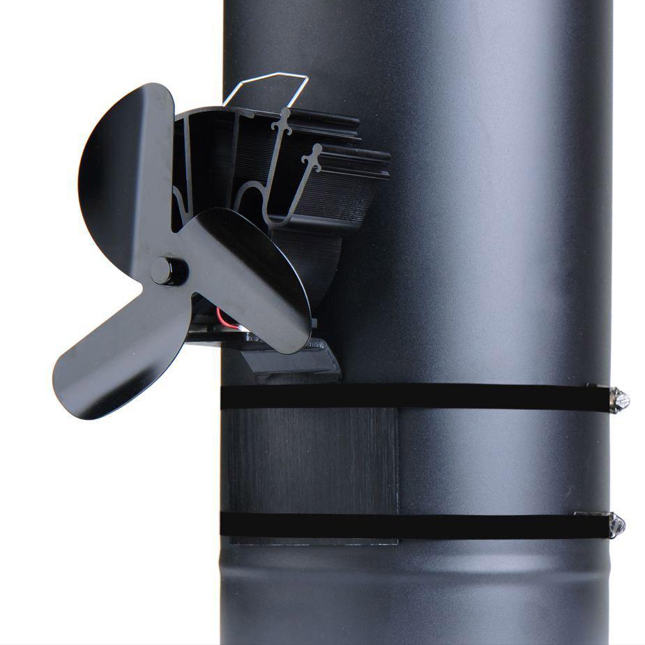 Печной вентилятор Espada, ESP613B для повышения КПД печи