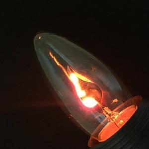 Светодиодная LED лампа Е27 Пламя ESPADA E-CW27-3W