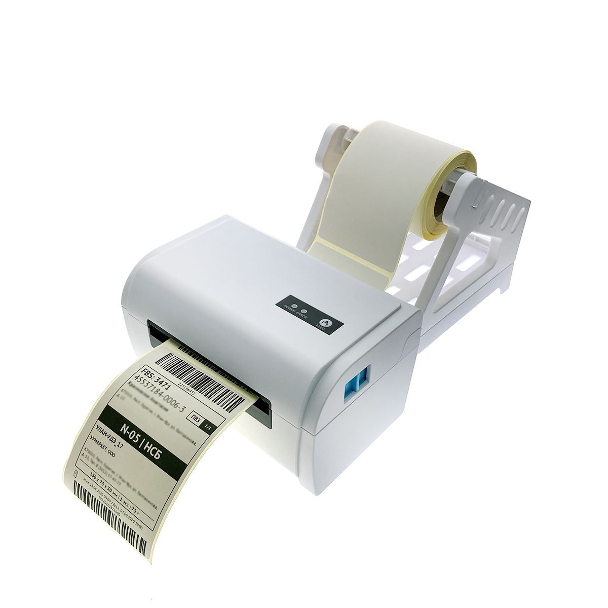 Термопринтер этикеток Espada POS-9200-L USB + Bluetooth