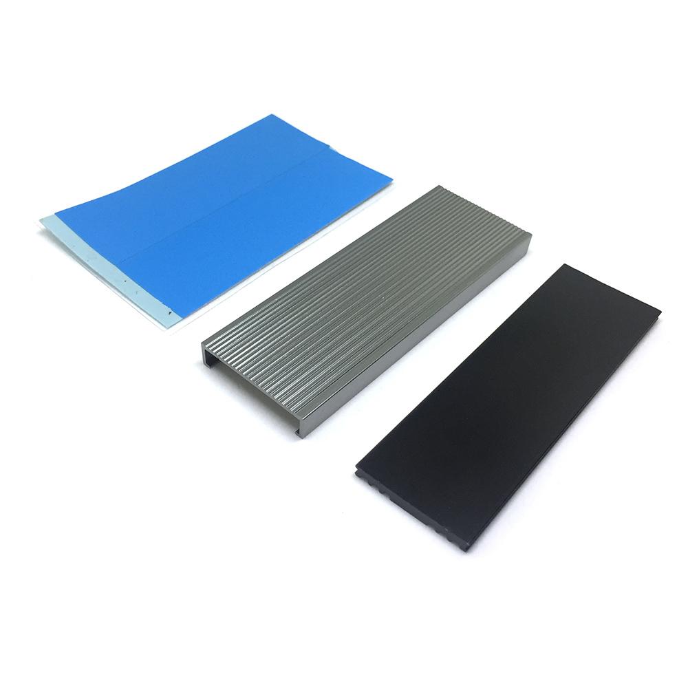 Радиатор для SSD NGFF 2280 алюминиевый, Espada ESP-R2