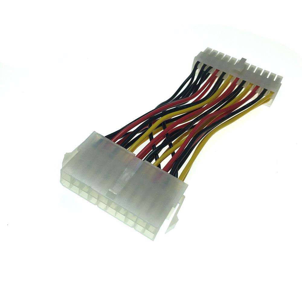 Переходник с блока питания ATX компьютера 20 Pin на материнскую плату 24 Pin Emb24pinmf Espada