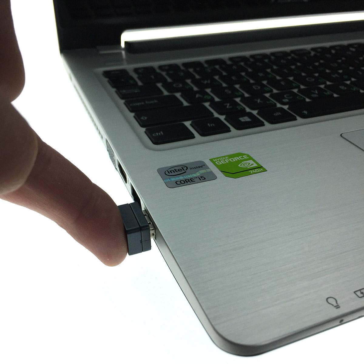 USB - сканер отпечатка пальцев E-FR10W-2G Espada, биометрический