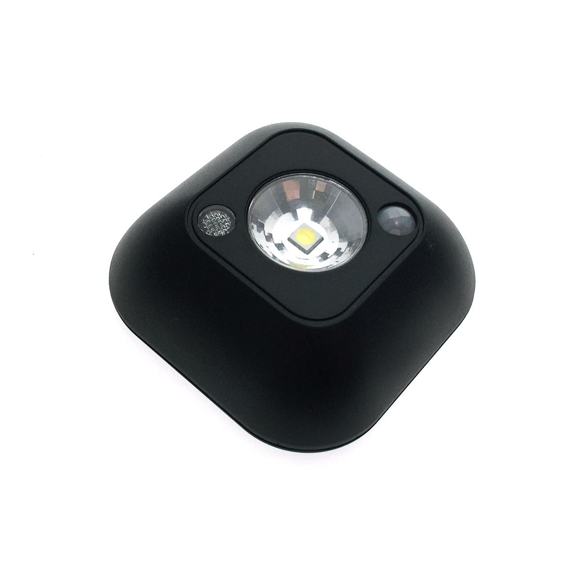 светильник датчики света_движения Espada E-SMBlack