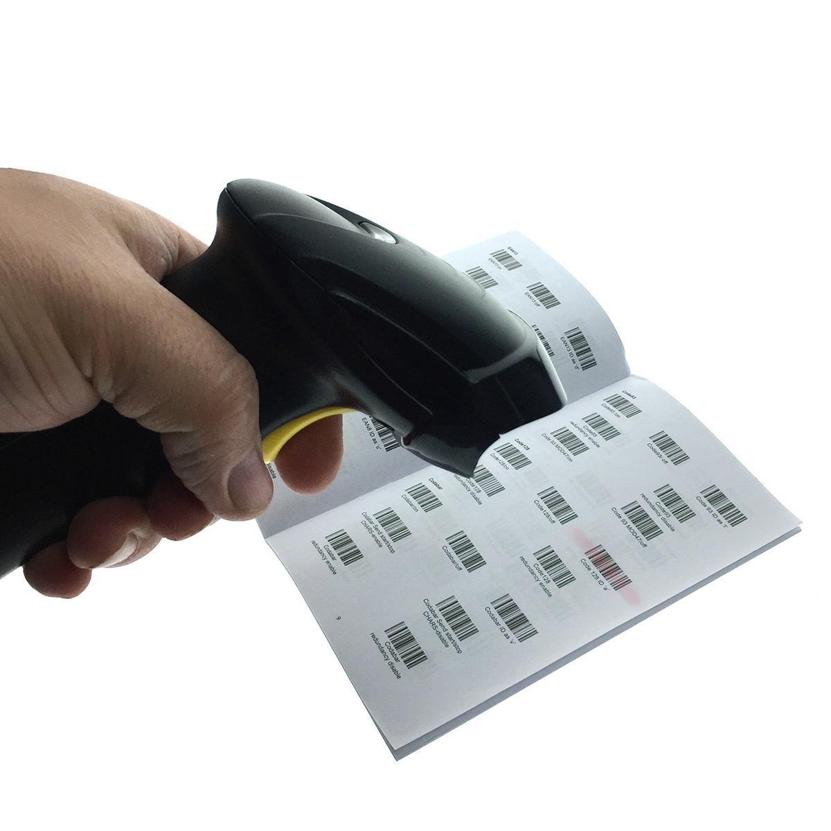 Сканер считывания штрих-кодов Espada X-9100 1D, проводной, USB