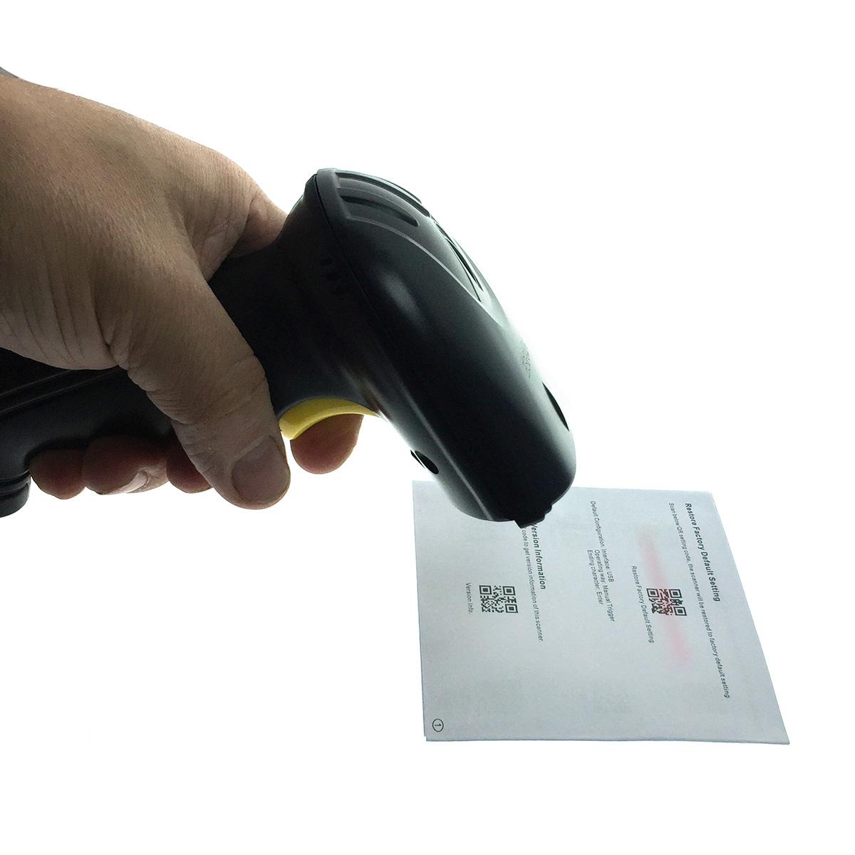 Сканер считывания штрих-кодов Espada X-760 2D проводной, USB
