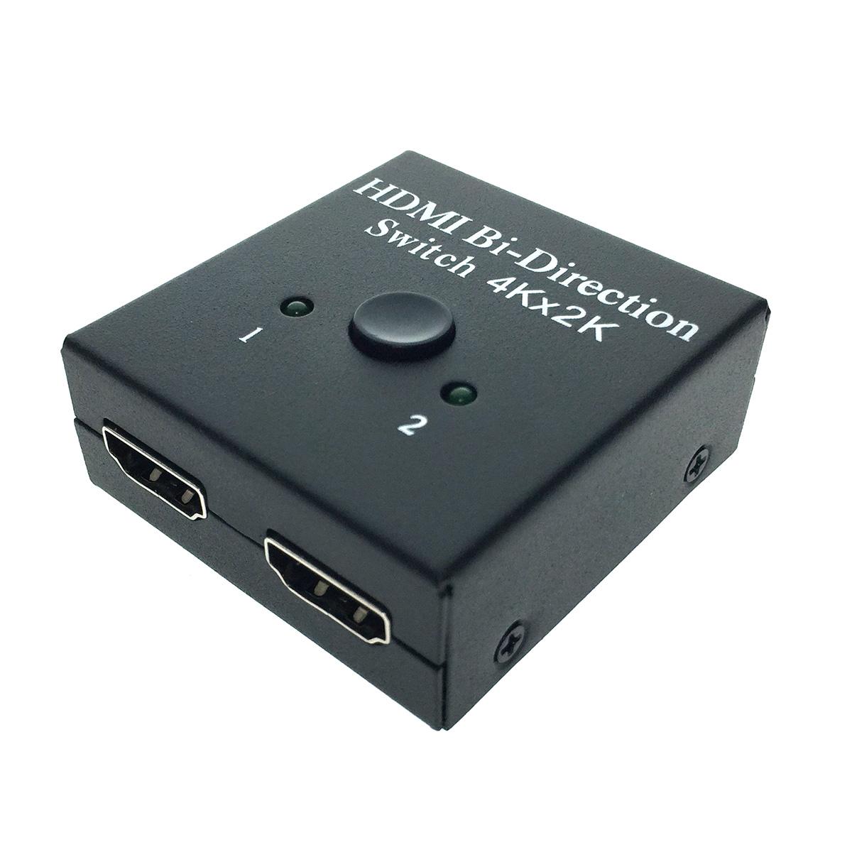 HDMI переключатель двунаправленный 2Х1 4K Espada Eswbi21