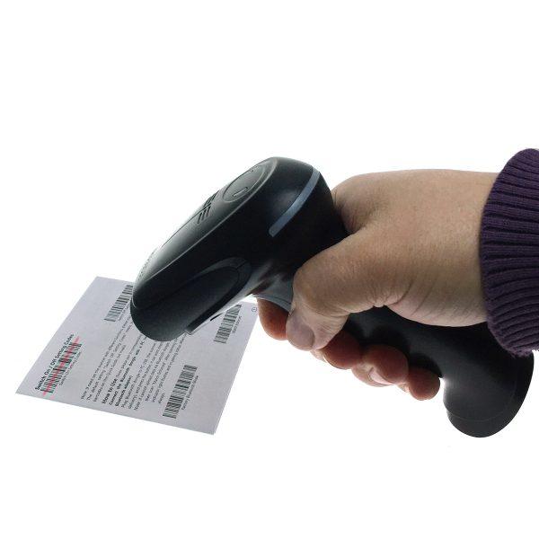 Сканер считывания штрих-кодов Espada X-660 1D беспроводной, Bluetooth