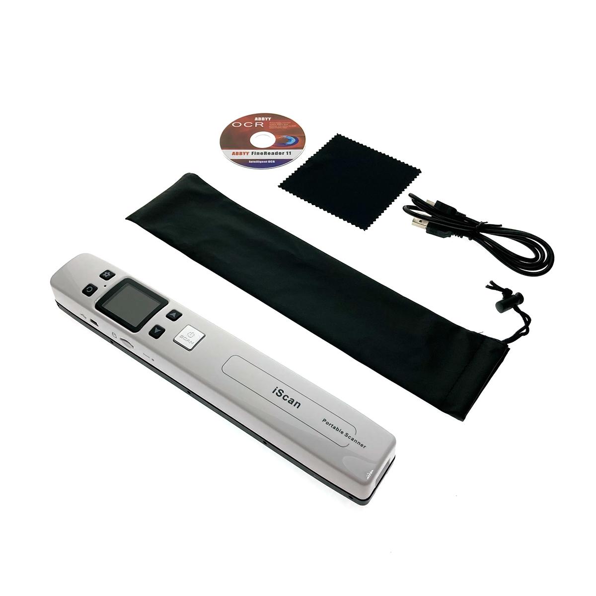 Портативный ручной сканер E-iScan 02 Espada, A4