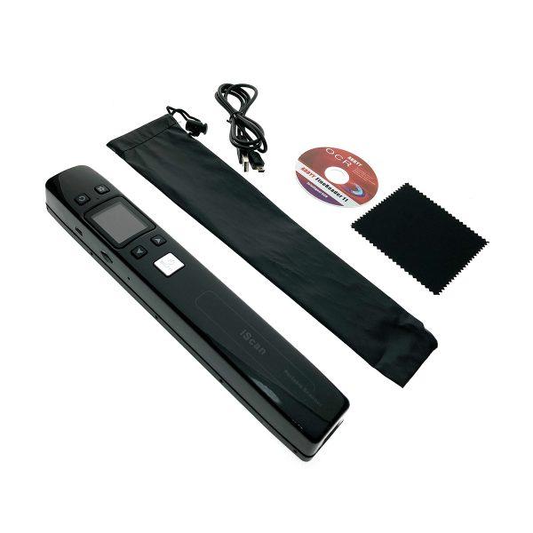 Портативный ручной сканер E-iScan 02 Espada, A4 белый