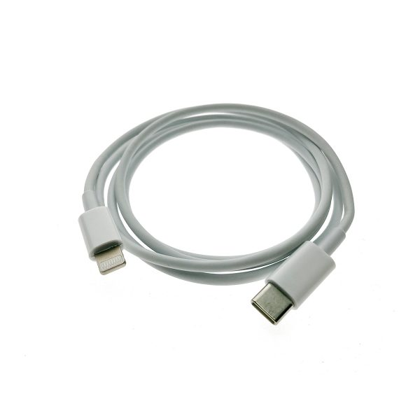 Кабель MFI USB Type C to Lightning EcLigmfi30, 3A, соответствует сертификату MFI