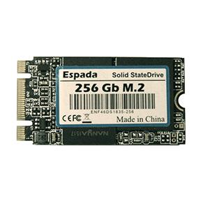 Твердотельный накопитель SSD NGFF 256Gb 2242 SATA