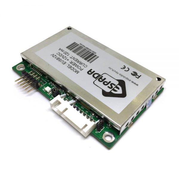 Контроллер EUSB12V для сенсорных экранов Espada, 12В