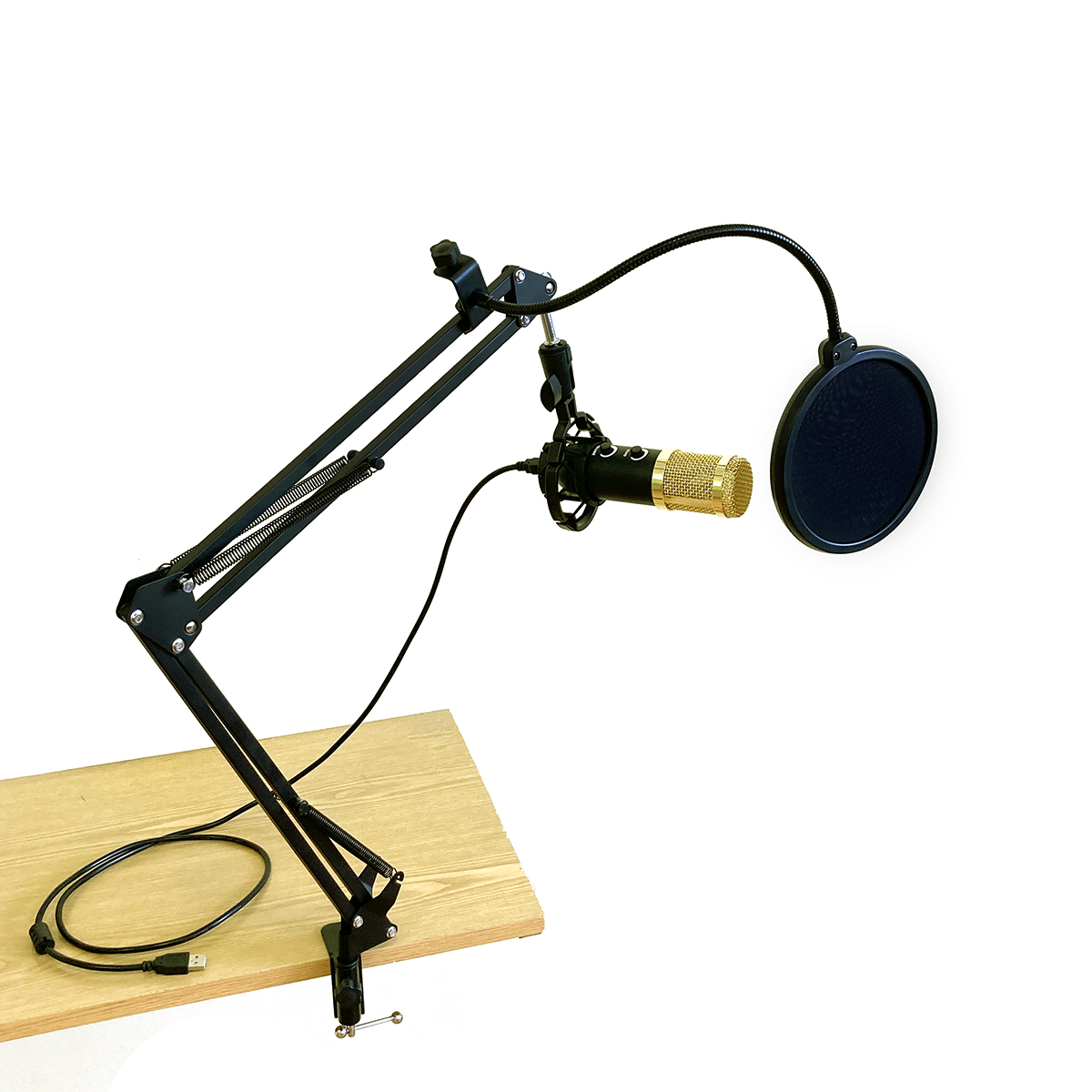 Микрофонный комплект Espada, модель EU017-ST