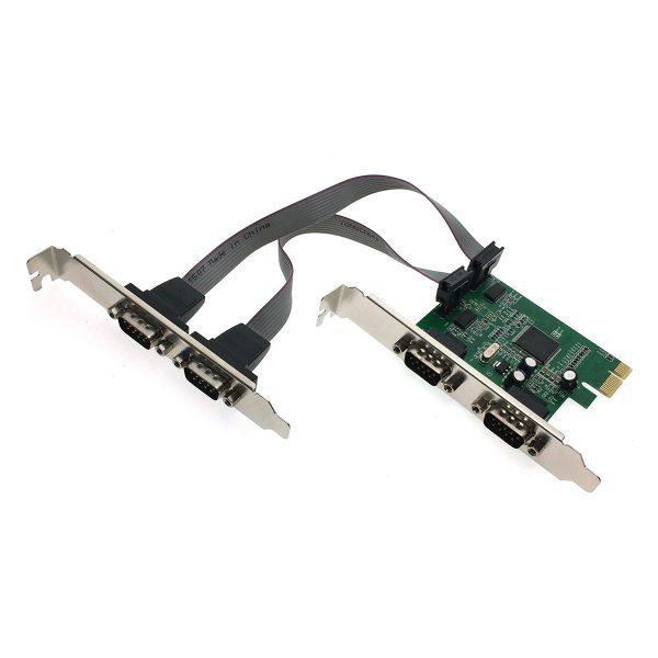 Контроллер PCI-E MCS9904CV FG-EMT04A-1-BU01 Espada