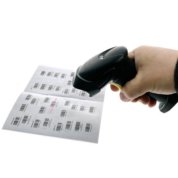 Сканер считывания штрих-кодов Espada E-9100 1D проводной, USB