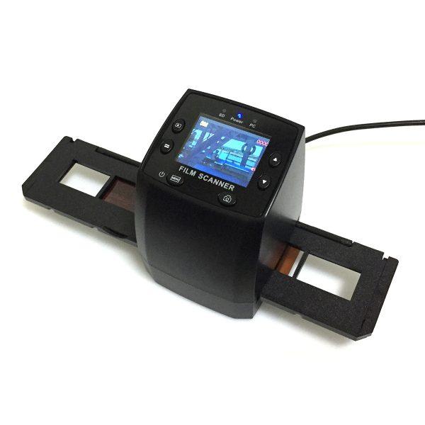 Слайд-сканер Espada FilmScanner EC717 с цветным LCD экраном - для пленок 35 мм и слайдов