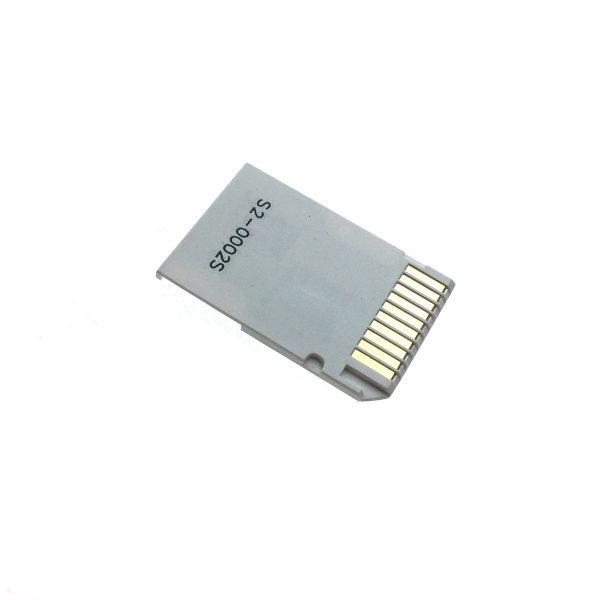 Переходник - адаптер 2 MicroSD в Memory Stick PRO Duo, E2mSDMSDUO Espada