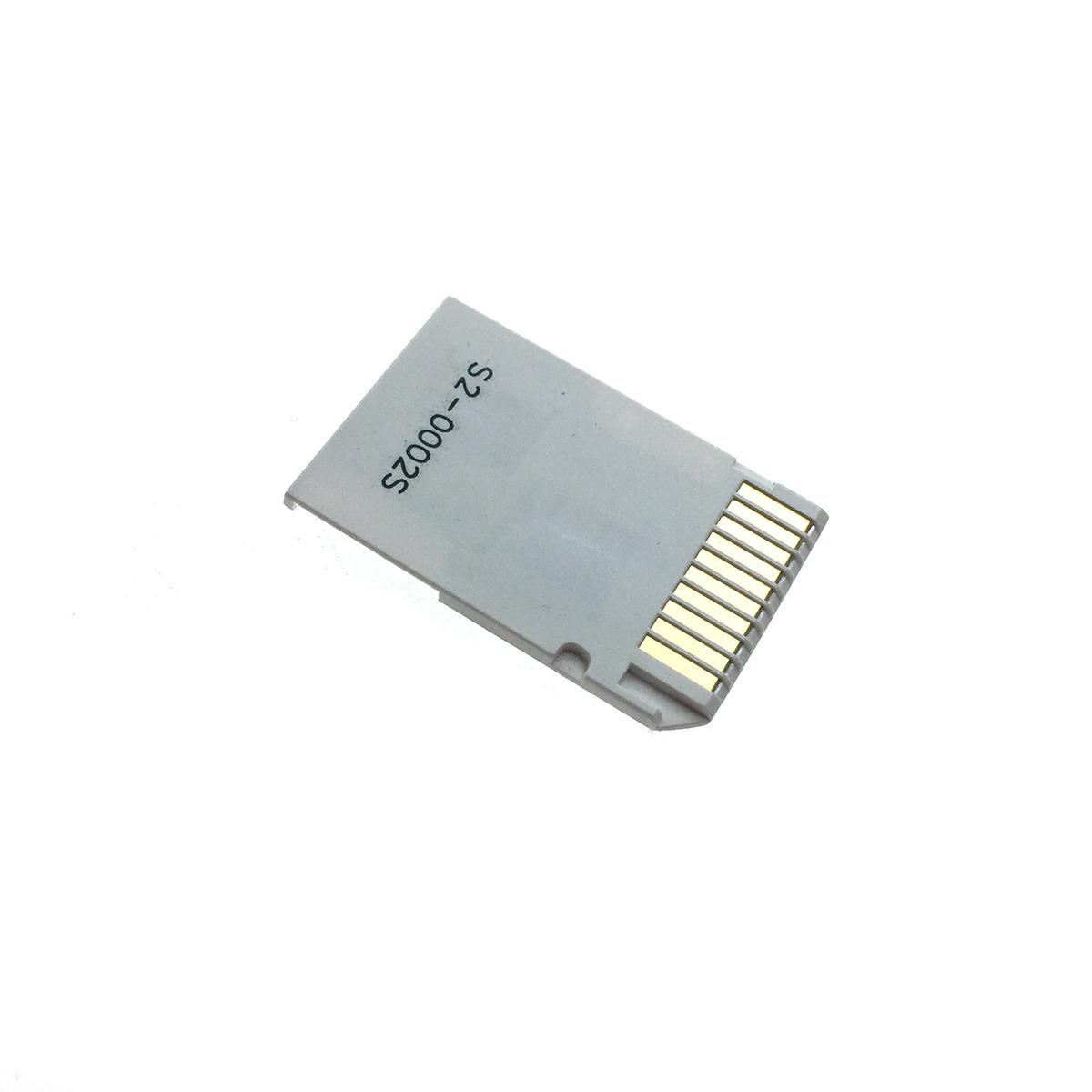 Переходник - адаптер 2 MicroSD в Memory Stick PRO Duo, Espada E-2mSDMSDUO