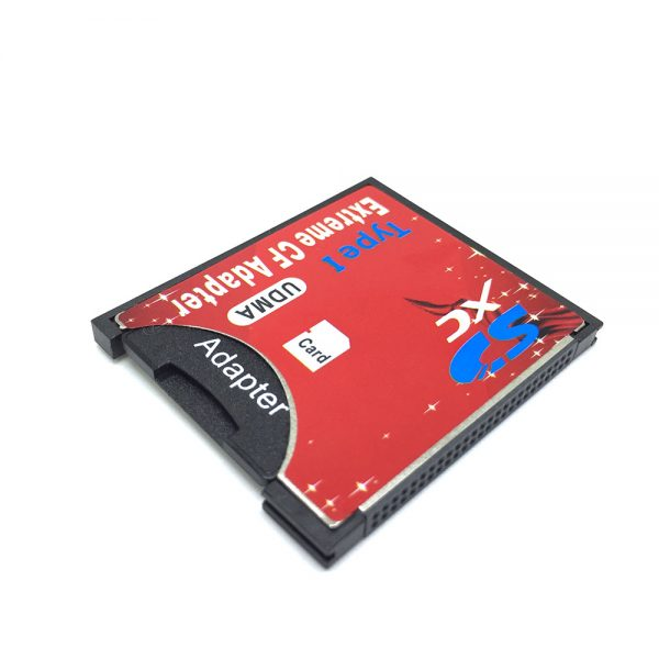Переходник - адаптер MicroSD, SD в разъем Compact Flash, Espada EmSDSDCF
