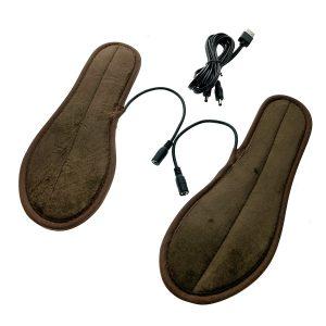 Стельки для обуви Ins-2 Espada с подогревом через USB, р-р 36-37
