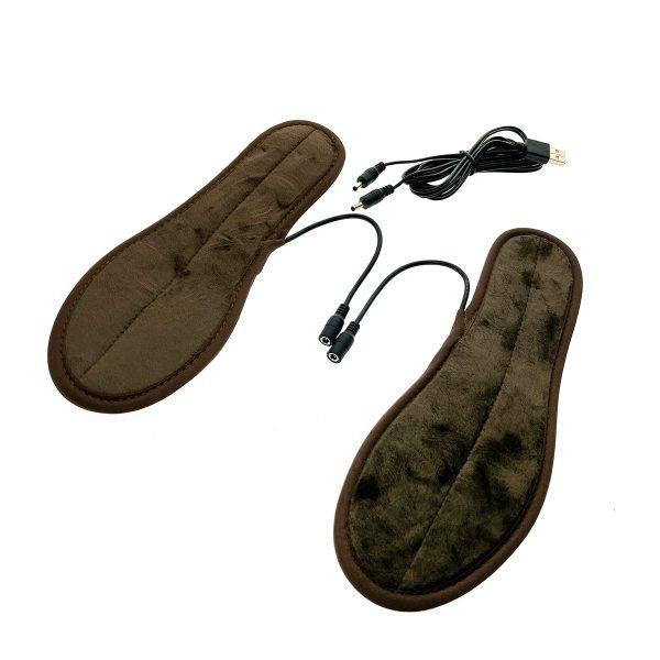 Стельки для обуви Ins-2 Espada с подогревом через USB, р-р 40-41