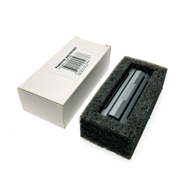 Радиатор для SSD М.2 2280 алюминиевый с пассивным охлаждением , Espada ESP-R6 серый